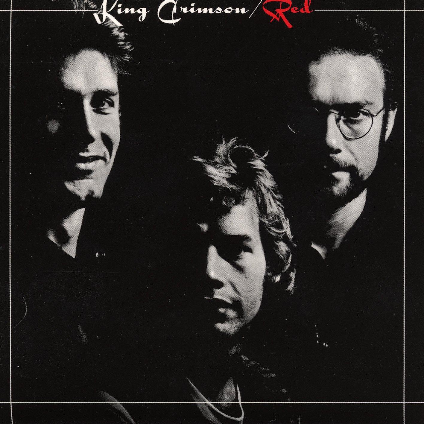 キング・クリムゾン(King Crimson)『Red』40周年記念エディション
