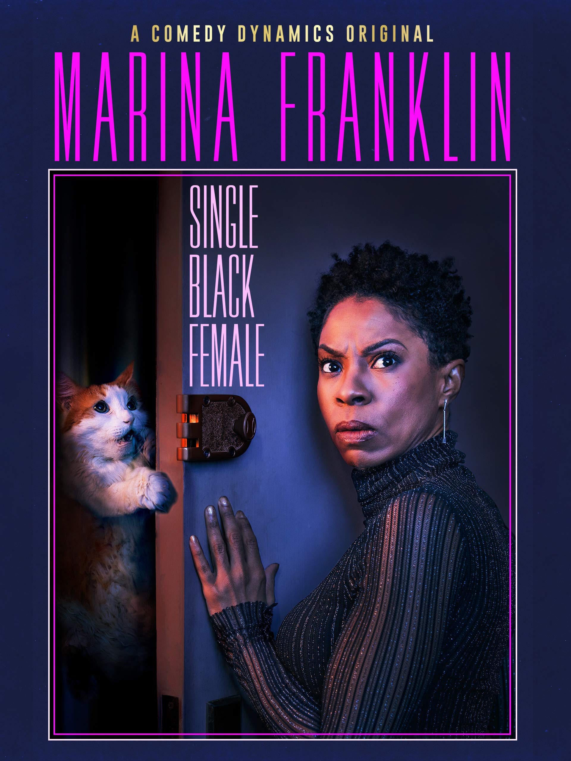 Marina Franklin: Single Black Female