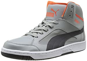 Puma Rebound V2 Hi 356723/09, Baskets mode homme   avis de plus amples informations