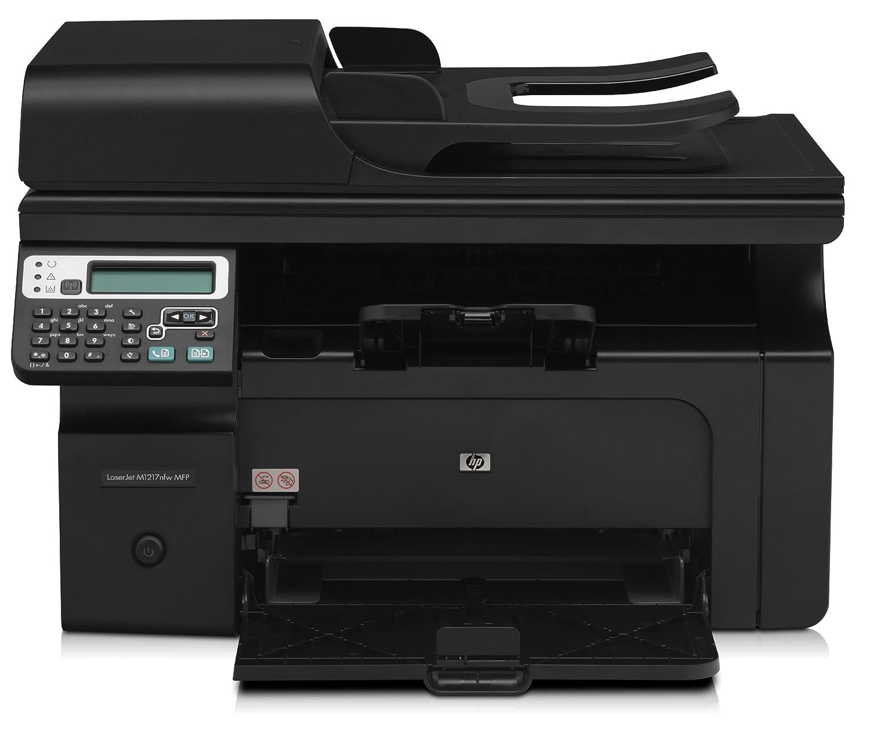 HP LaserJet Pro M1217nfw e-All-in-One