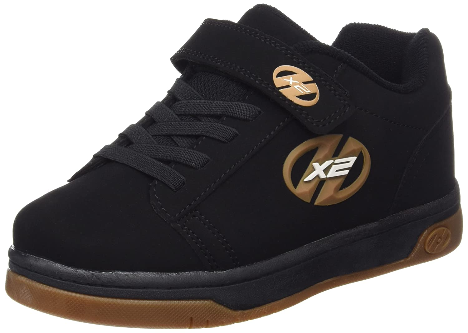Heelys Dual Up X2 PU Sneaker (Little Kid/Big Kid)