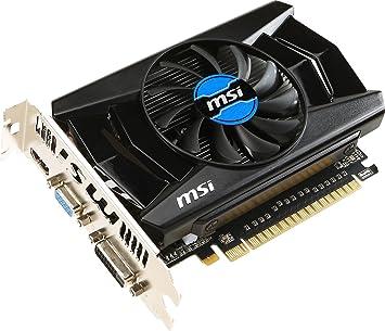 MSI N750-2GD5/OCV1 Carte graphique Nvidia GeForce GTX N750 1059 MHz 2048 Mo PCI-Express