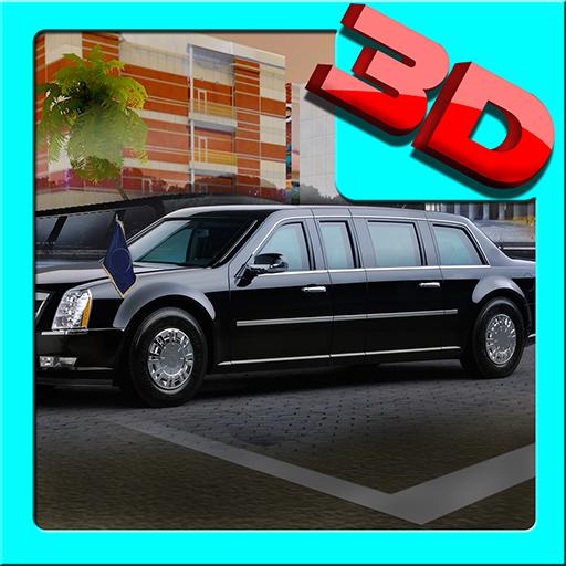 3d-limousine-car-parking