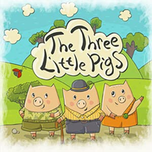Click for larger image and other viewsThree Little Pigs Story Online