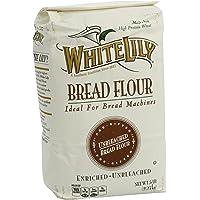 White Lily Unbleached Bread Flour (5 Pound)