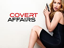 Covert Affairs, Season 5 [OV]