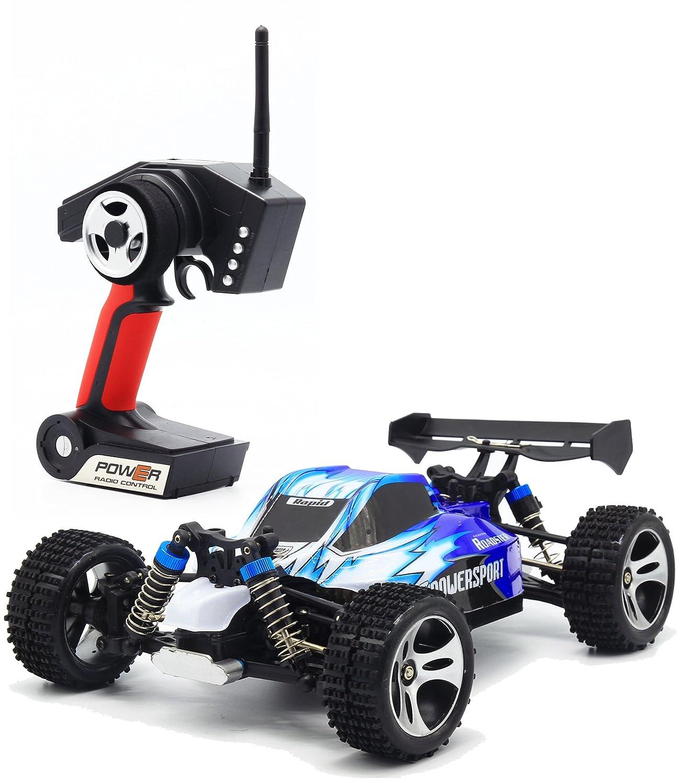 TOZO RC CAR High Speed 32MPH 4×4 Fast Race Cars 1:18 RC