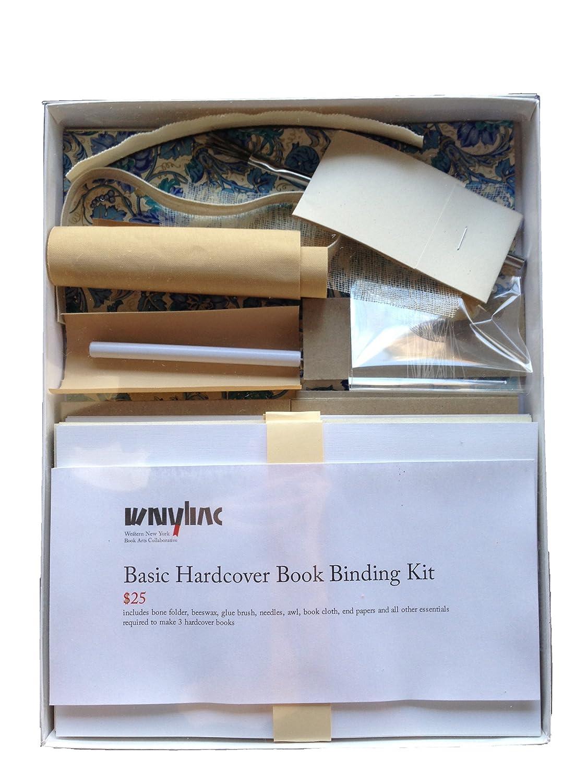 Hardcover Bookbinding Kit
