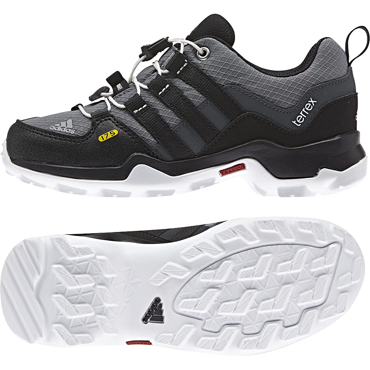 Adidas Outdoor Kid's Terrex K Lightweight Hiking Sneaker intersport official new arrival 2017 adidas terrex ax2r men s hiking shoes outdoor sports sneakers