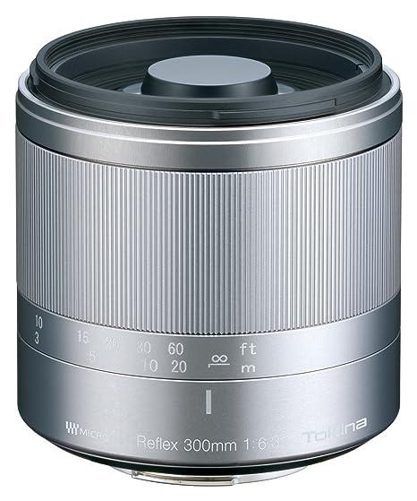 Tokina REFLEX 300mm F6.3 MF Objectif AF 300 mm F6.3 MF Macro Monture Micro 4/3 Argent