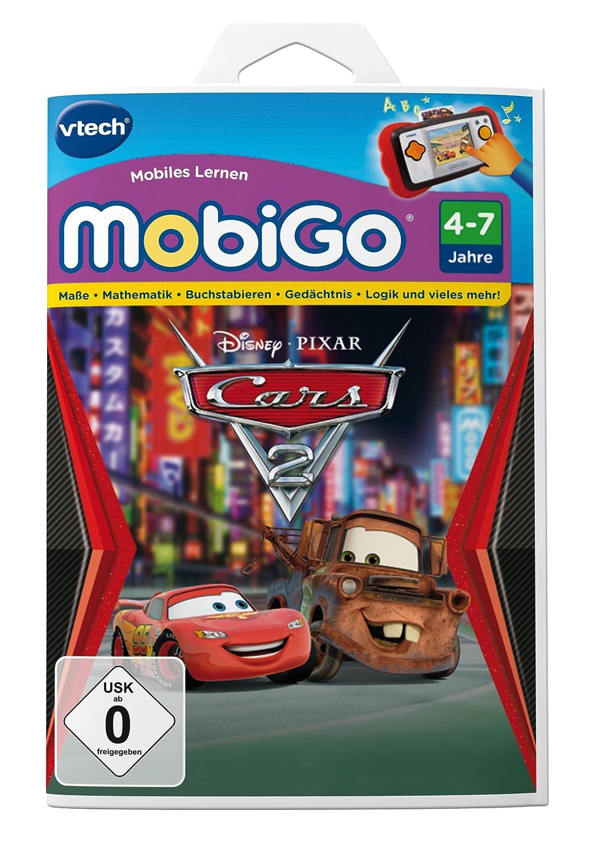 VTech 80-251904 – MobiGo Lernspiel Cars 2 günstig als Geschenk kaufen