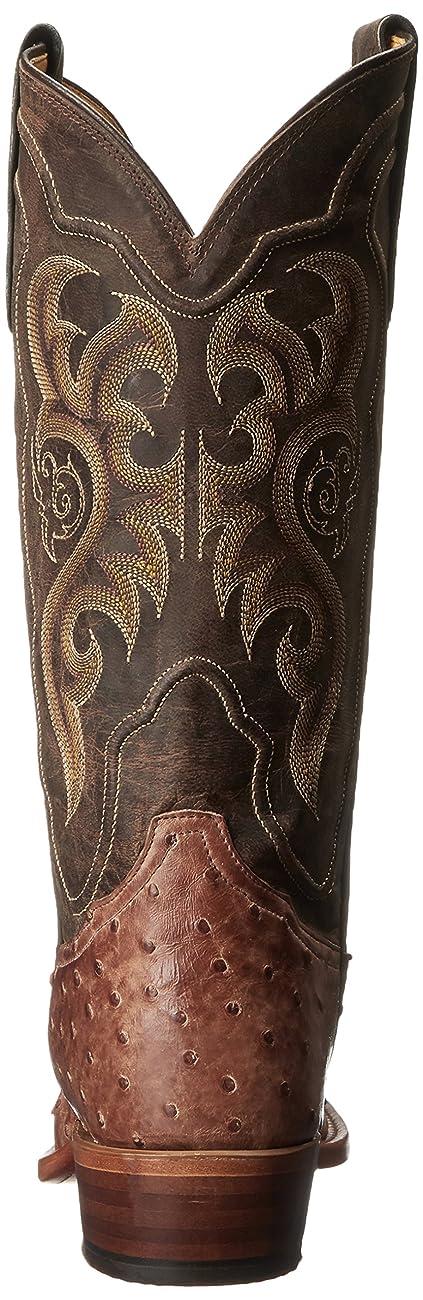 Tony Lama Boots Men's Vintage Ostrich 8965 Western Boot 2