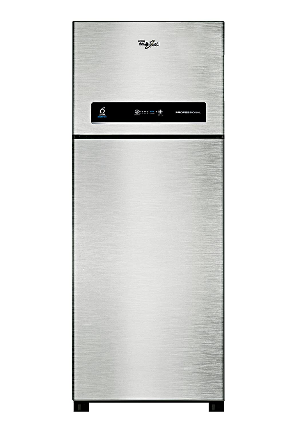 Whirlpool PRO 495 ELT 3S (480 L) Alpha Steel Double Door 480 L ...