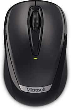 Microsoft 3000 Wireless Optical Mouse