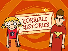 Horrible Histories Volume 1