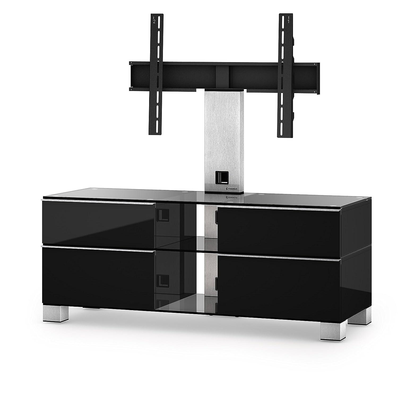 Sonorous MD8220-C-INX-BLK Schwarz aufgebauter Schrank für Fernsehen (127 cm (50 Zoll))