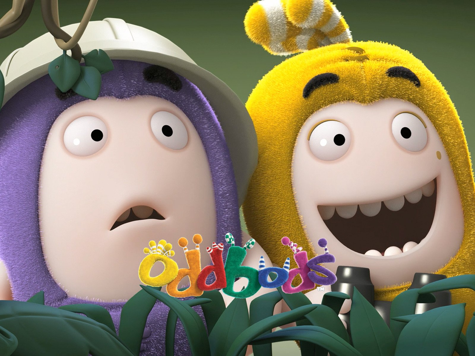 Oddbods on Amazon Prime Video UK