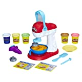 Play-Doh Kitchen Creations Spinning Treats Mixer (Color: Brown)