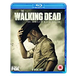 The Walking Dead Season 9 2019  Region Free [Blu-ray]