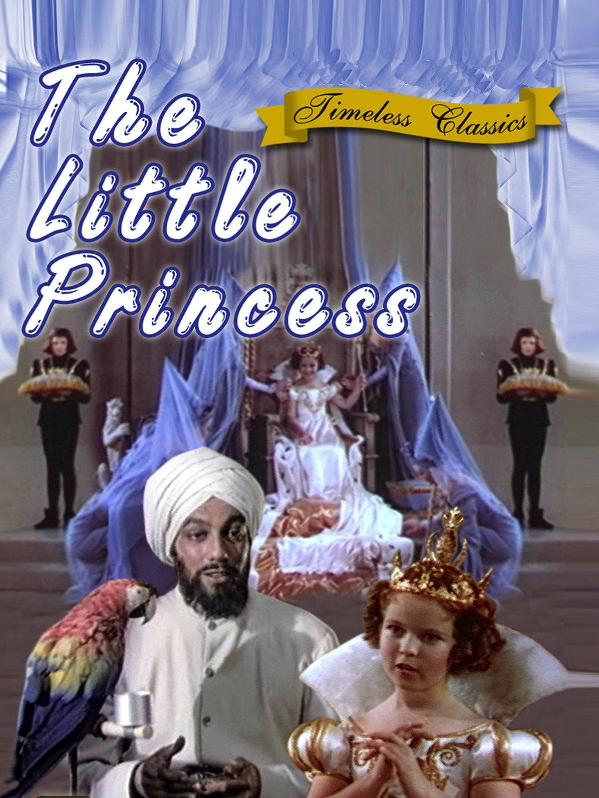 The Little Princess - 1939 - Remastered Edition on Amazon Prime Instant Video UK
