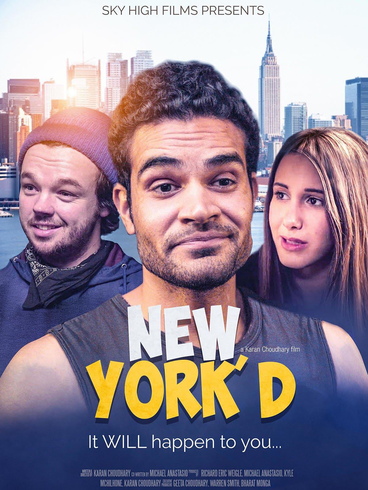 New York'd