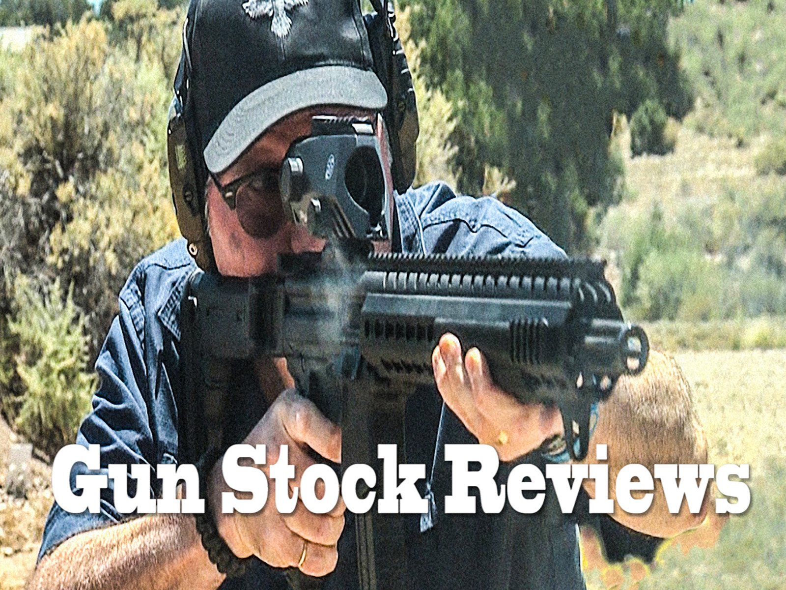 Review: Gun Stock Reviews on Amazon Prime Video UK