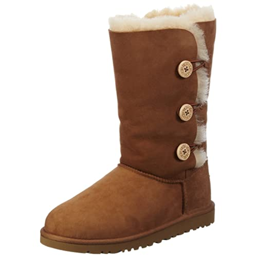 UGG Kids Bailey Button Triplet Boot Youth