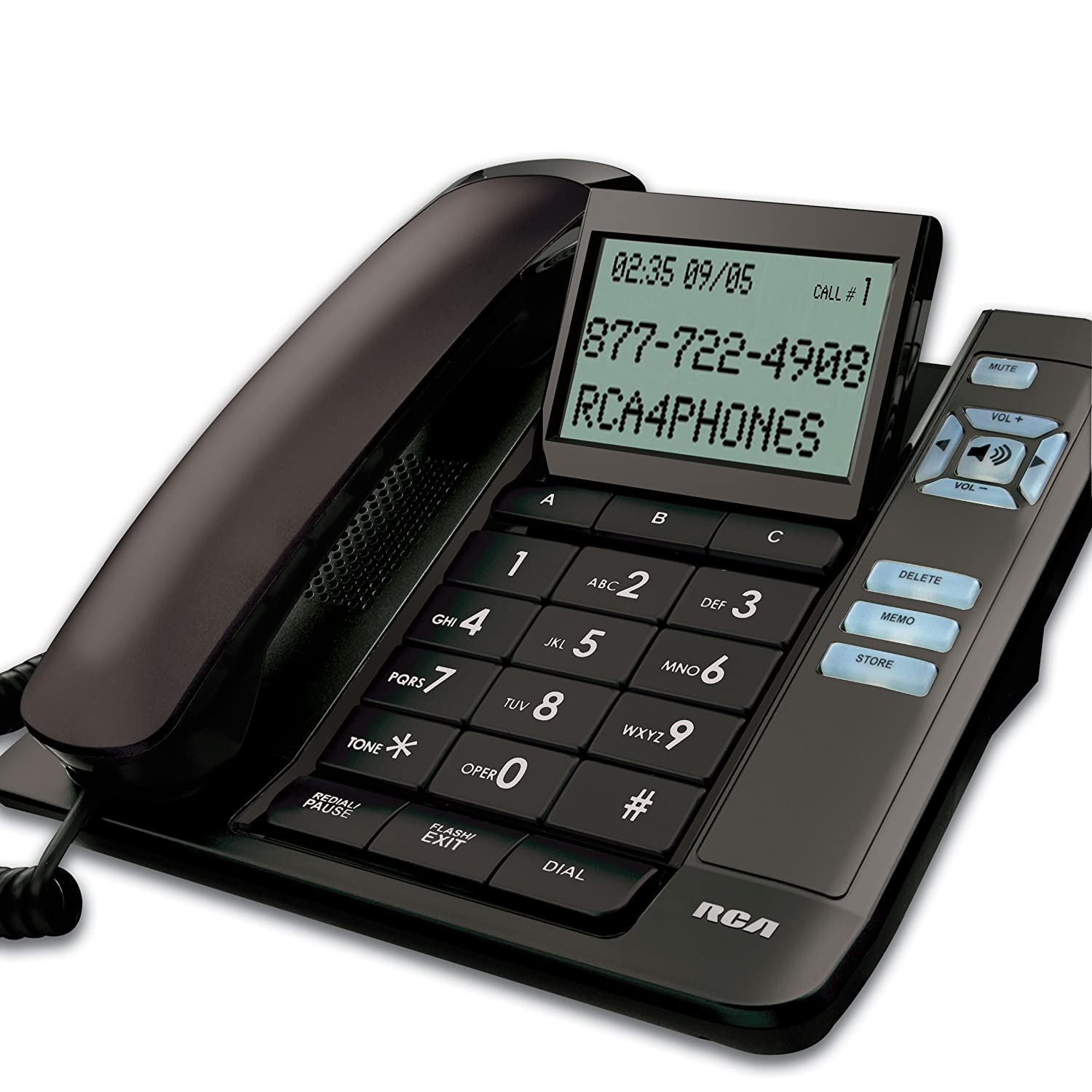 at&t cl4940 corded phone with answering system manual