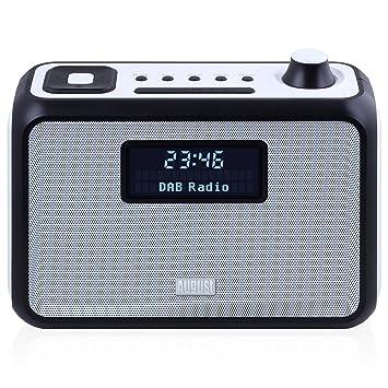 AUX Klinke Spielen Musik und Freisprechen Auto-Adapter TECEVO Bluetooth 4.0 Freisprecheinrichtung Bluetooth Music Receiver NFC-Pairing