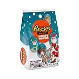 Reese's Holiday Peanut Butter Cups Santa's Helpers - 11oz (Tamaño: 11 Oz.)