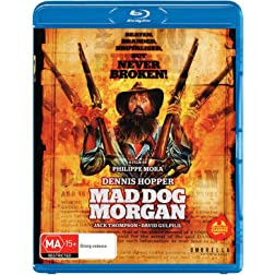 Mad Dog Morgan [Blu-ray]