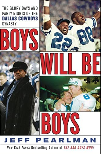 Boys Will Be Boys written by Jeff Pearlman