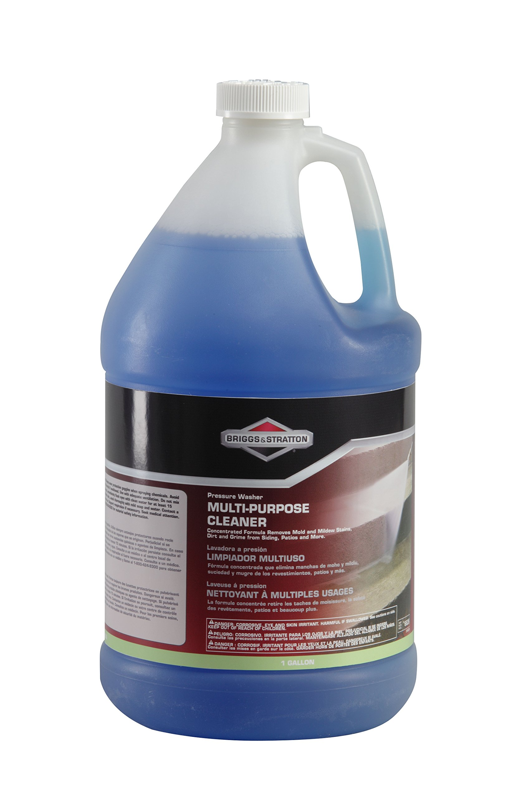 Briggs & Stratton 6826 Multi-Purpose Cleaner and Concentrate for Pressure Washers, 1-Gallon