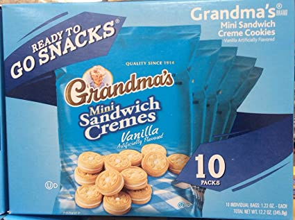 Sandwich Creme Cookies
