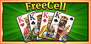 Simple FreeCell from Random Salad Games LLC