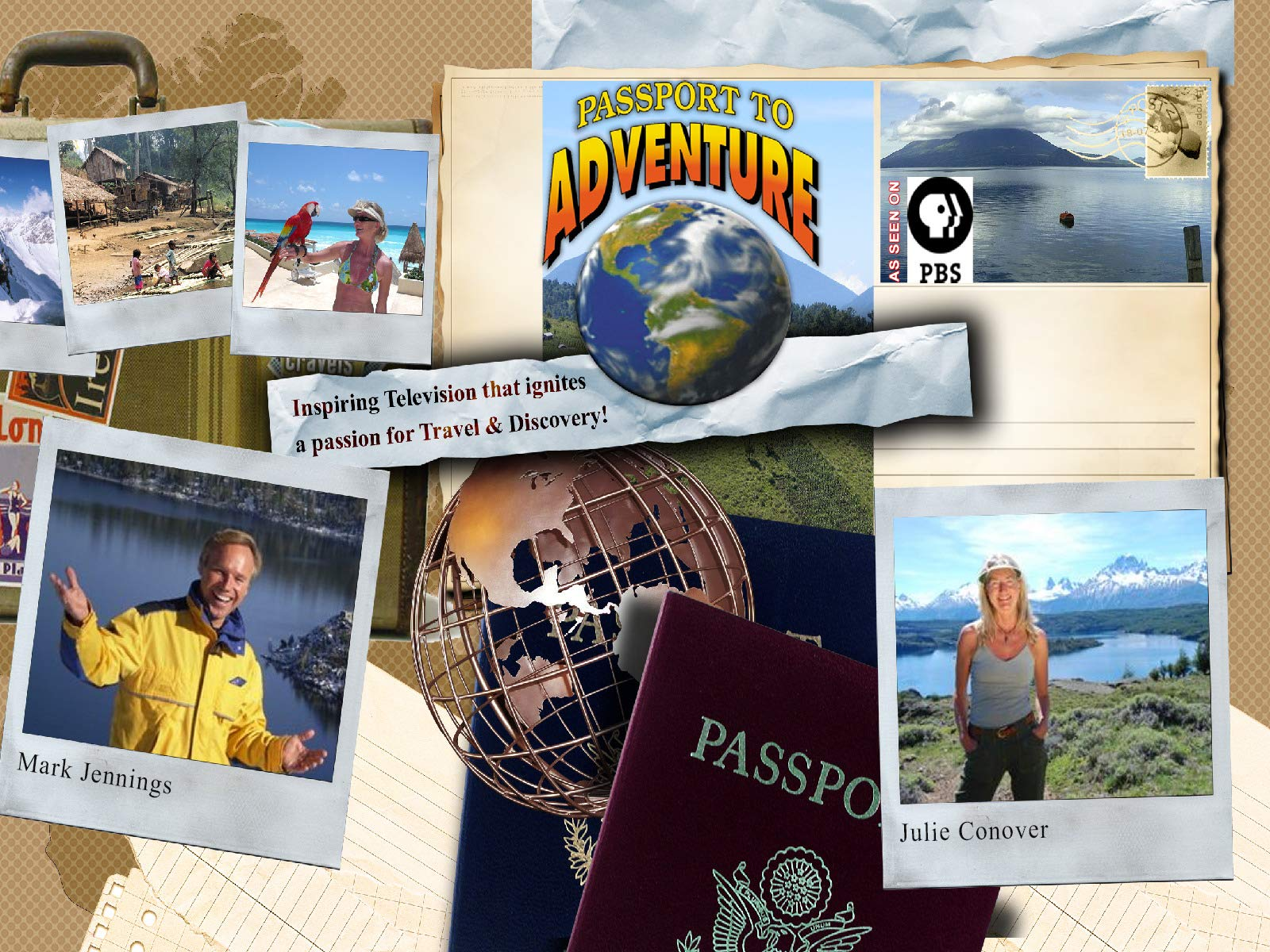 Passport to Adventure - Season 2