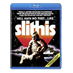 Slithis (aka Spawn of the Slithis) [Blu-ray]