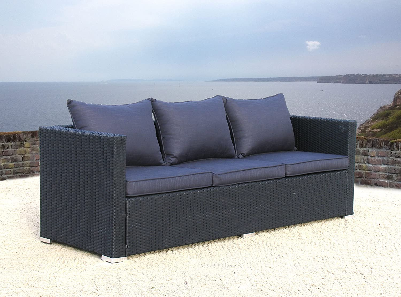 Lounge Multisofa Pepe Schwarz