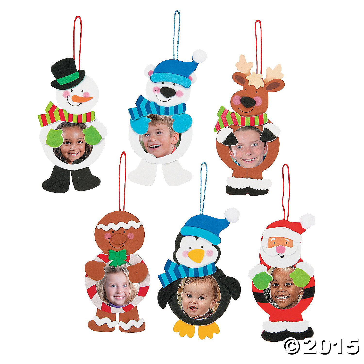 15 traditions to make christmas magical six sisters 39 stuff for Photo frame ornament craft
