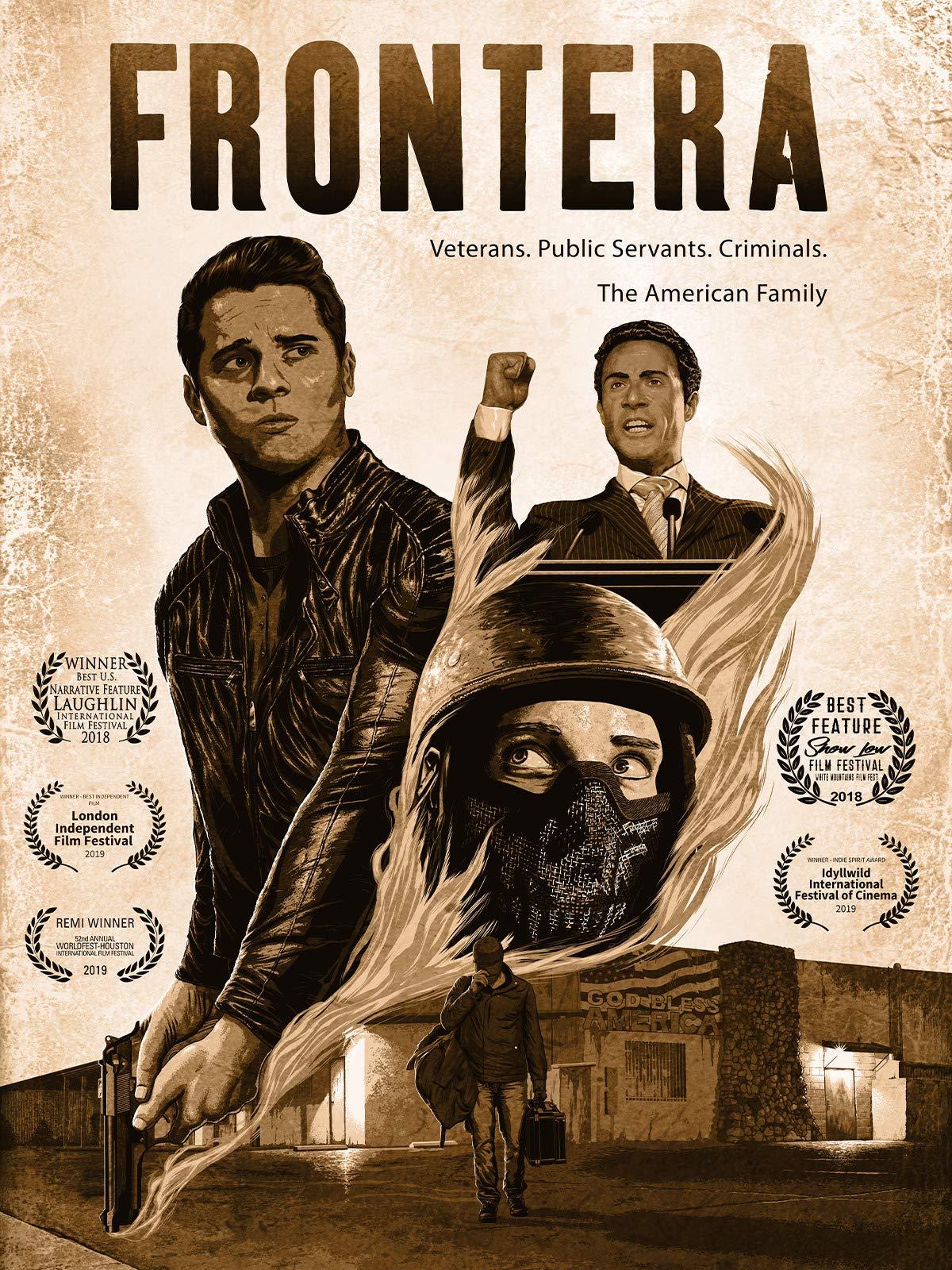 Frontera on Amazon Prime Video UK