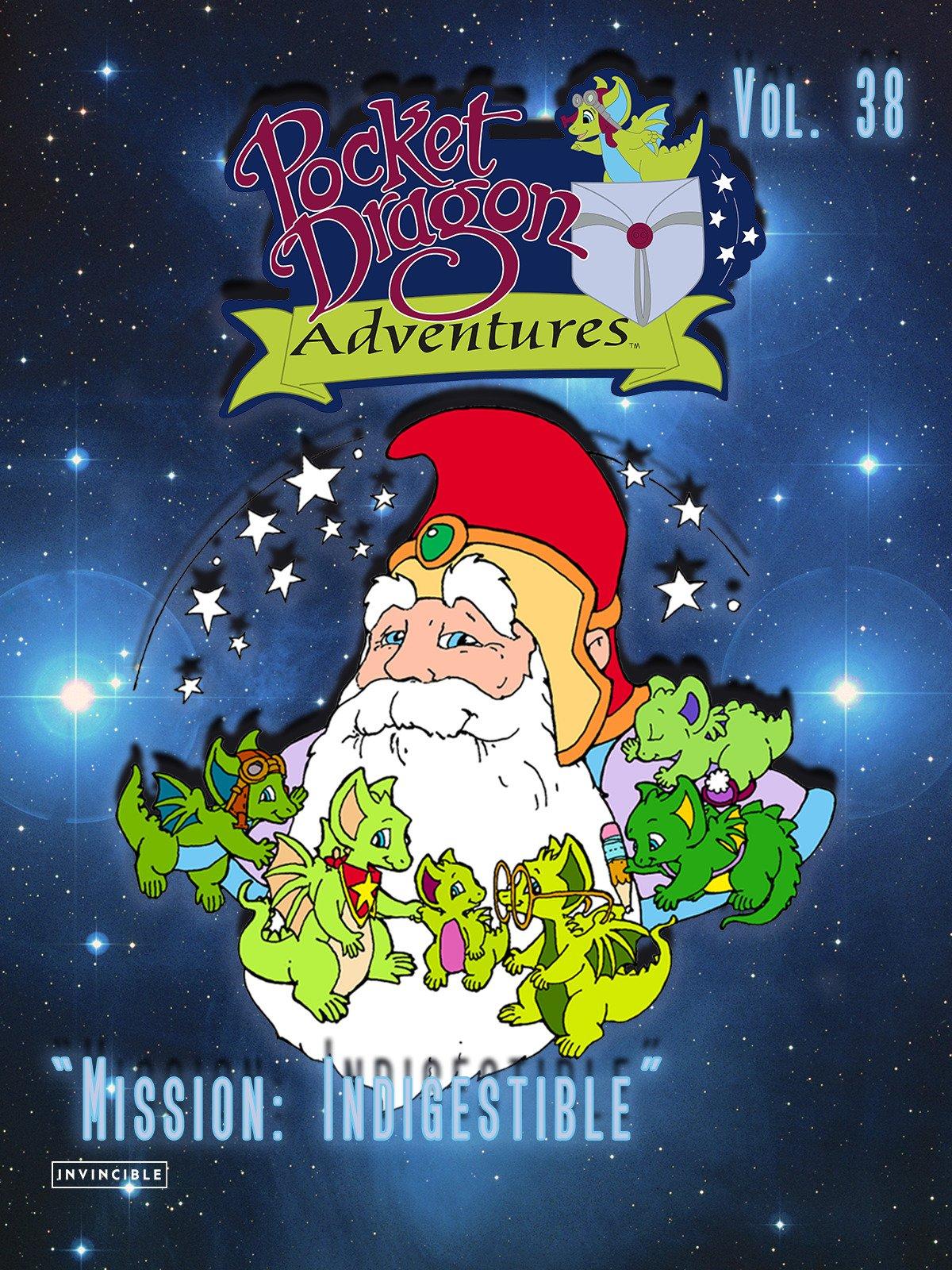 Pocket Dragon Adventures Vol. 38Mission: Indigestible