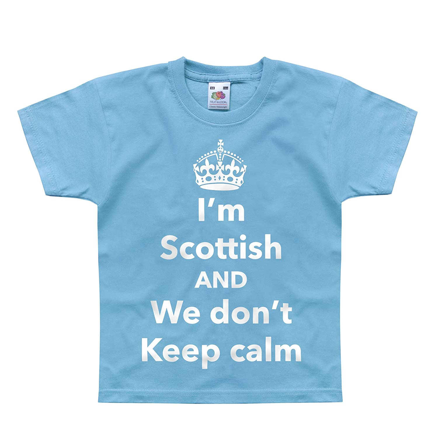 Nutees I m Scottish and We  I Am Mexican And I Cannot Keep Calm