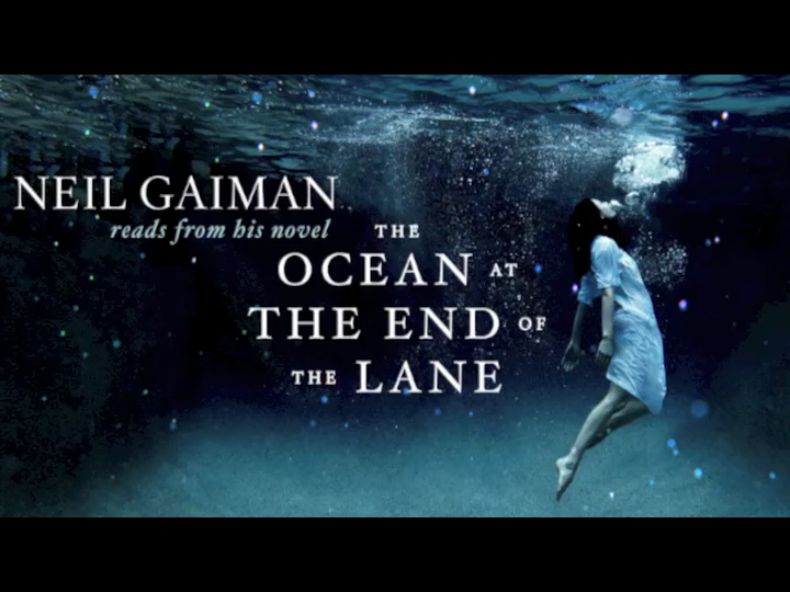 The Ocean At The End Of The Lane By Neil Gaiman: The Ocean At The End Of The Lane: A Novel: Neil Gaiman