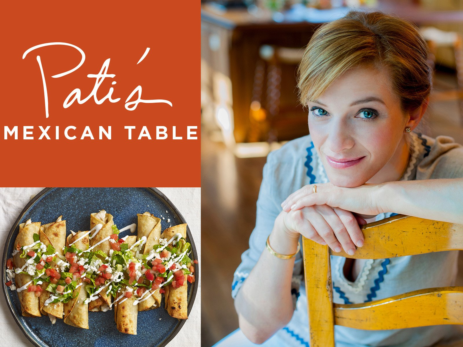 Pati's Mexican Table - Season 5