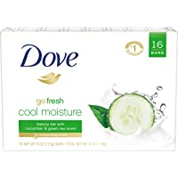 16-Count Dove Beauty Bar Cool Moisture