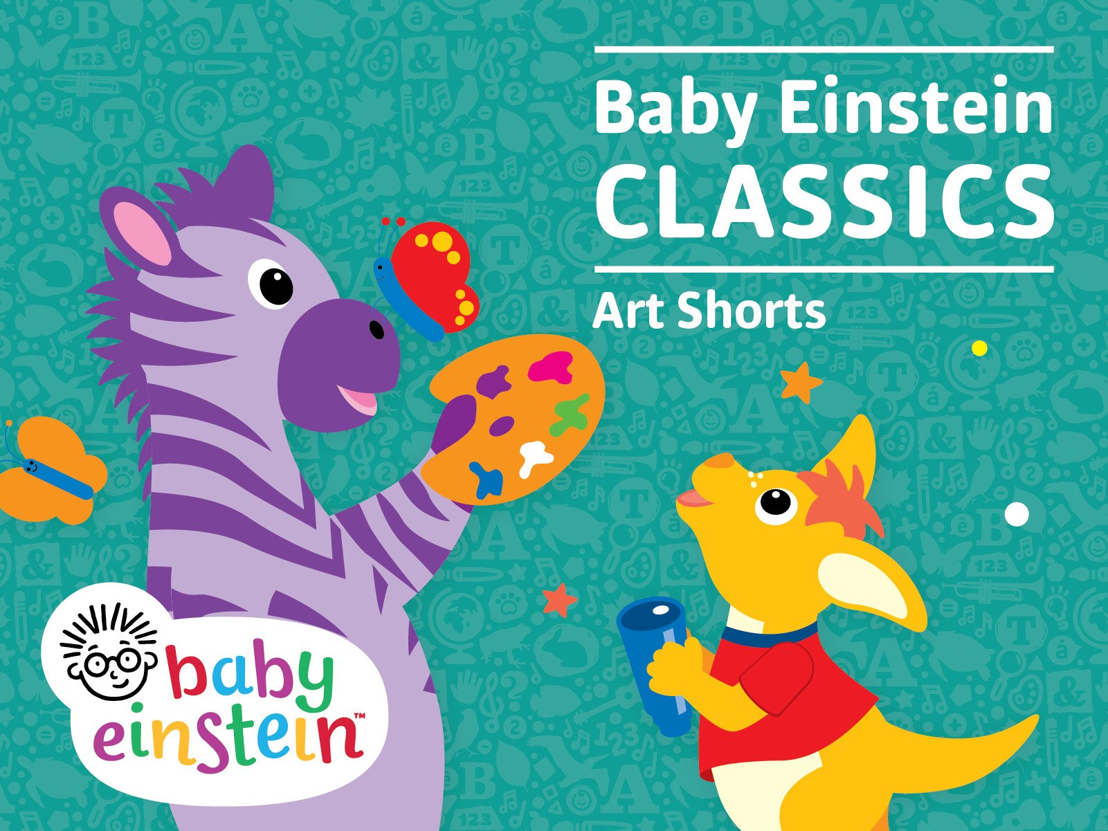 Baby Einstein Classics - Art Shorts - Season 2