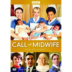 Call the Midwife: S8 (DVD)