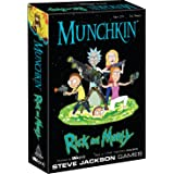 USAopoly Munchkin Rick and Morty Game (Color: Multi-colored)