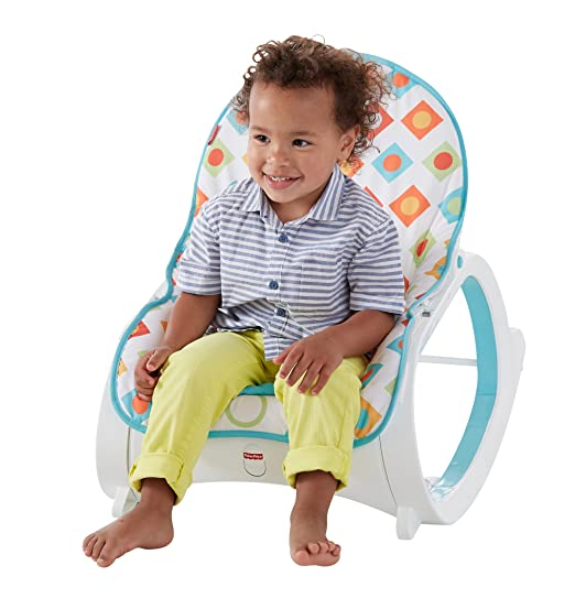 Rocker Seat Bouncer Swing Vibrating Chair Infant To