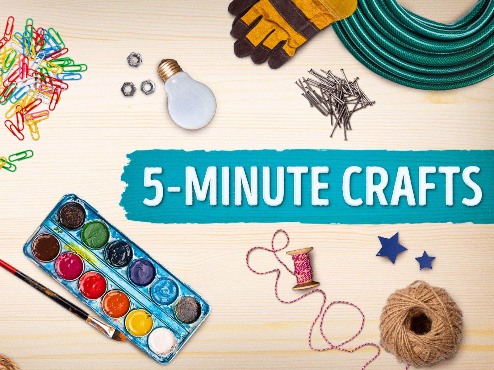 5 Minute Crafts on Amazon Prime Video UK